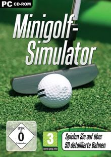 Minigolf-Simulator