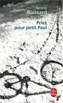 Priez pour petit Paul (Ldp Litterature)