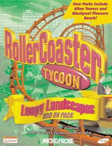 Rollercoaster Tycoon - Loopy Landscapes Add-On