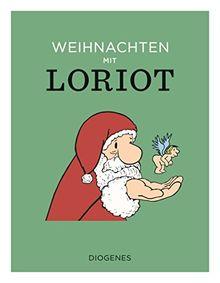 Buch Weihnachten mit Loriot
