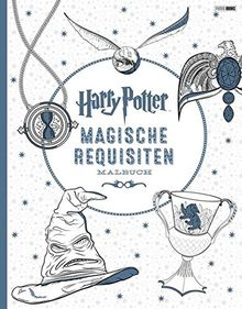 Harry Potter: Magische Requisiten Malbuch