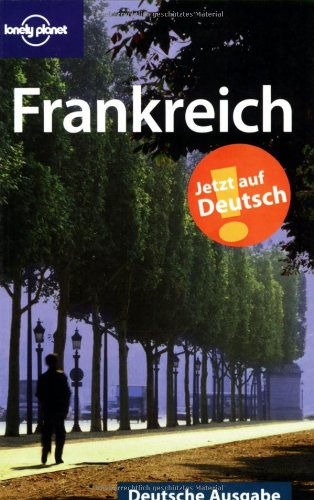 Lonely Planet Frankreich