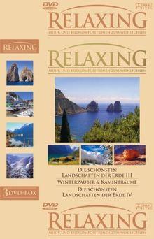Relaxing 3 (3 DVDs)