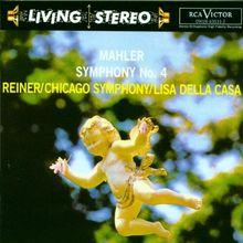 Living Stereo - Fritz Reiner dirigiert Mahler (Aufnahme 1958)