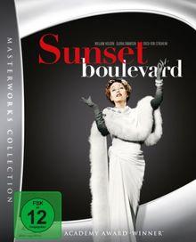 Sunset Boulevard (Digibook) [Blu-ray]