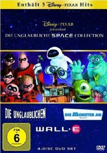 Die unglaubliche Space Collection [4 DVDs]