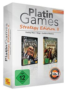 Platin Games - Strategy Edition 2 (PC)