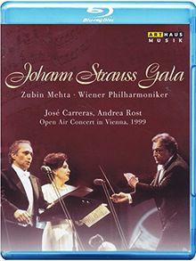 Johann Strauss Gala (Live Concert from the Heldenplatz Vienna, 1999) [Blu-ray]