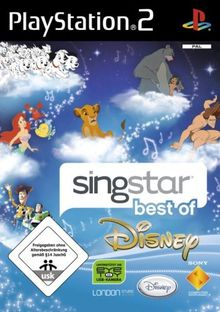 SingStar Best of Disney
