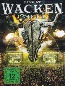 Wacken 2011 - Live At Wacken Open Air [3 DVDs]