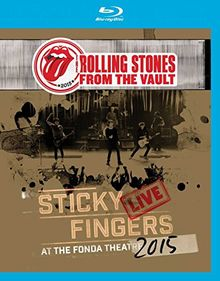 From the Vault: Sticky Fingers Live at the Fonda Theatre 2015 [Blu-ray]