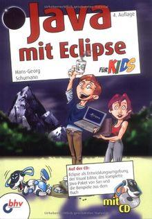Java mit Eclipse für Kids