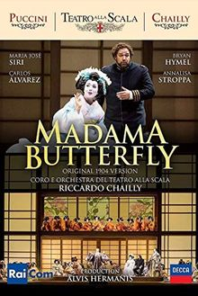 Puccini - Madama Butterfly [2 DVDs]