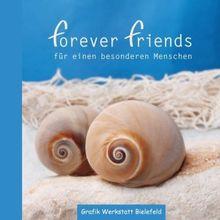 forever friends mit Originellem Klappverschluss: für einen besonderen Menschen