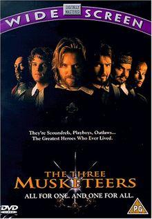 Three Musketeers [UK Import]