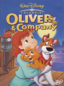 Oliver & Company [IT Import]