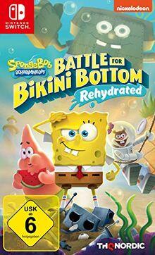 Spongebob Schwammkopf: Battle for Bikini Bottom - Rehydrated [Nintendo Switch]