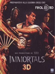 Immortals (+2D) [2 DVDs] [IT Import]