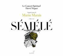 Marin Marais: Sémélé