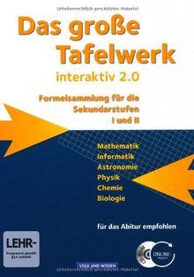 Das große Tafelwerk interaktiv 2.0 - Östliche Bundesländer und Berlin: Schülerbuch mit CD-ROM