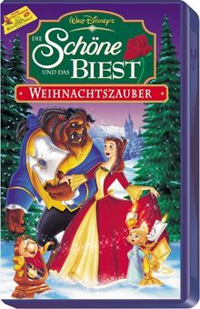 Die Schöne und das Biest: Weihnachtszauber [VHS]