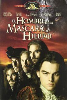 El Hombre De La Máscara De Hierro [Spanien Import]