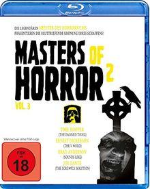 Masters of Horror Vol. 2 - Vol. 3 (Hooper/Dickerson/Anderson/Dante) [Blu-ray]