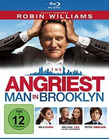 The Angriest Man in Brooklyn [Blu-ray]