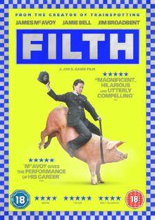 Filth [DVD] (IMPORT) (Keine deutsche Version)