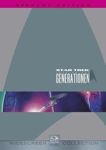 Star Trek 7 - Treffen der Generationen (Special Edition, 2 DVDs) [Special Edition] [Special Edition]