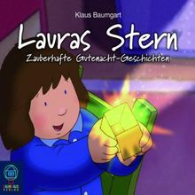 Lauras Stern - Zauberhafte Gutenacht-Geschichten: Tonspur der TV-Serie, Folge 4.