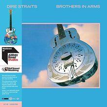 Brothers in Arms (Half Speed Remastered 2LP) [Vinyl LP]