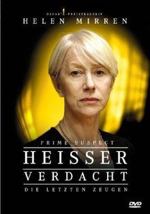 Heisser Verdacht - Teil 6: Die letzten Zeugen [2 DVDs]
