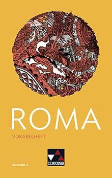 Roma A / Roma A Vokabelheft