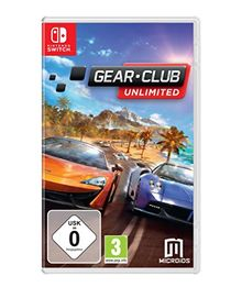 Gear Club Unlimited [Nintendo Switch]