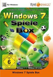 Windows 7 Spiele Box (PC)