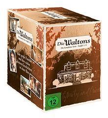 Die Waltons - Die komplette Serie (Staffel 1-9) (exklusiv bei Amazon.de) [Limited Edition] [58 DVDs]