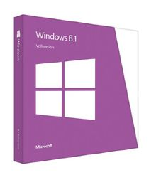 Windows 8.1 Vollversion 32/64 Bit