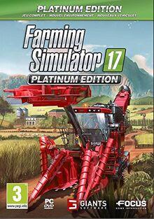 JEU PC Focus Landwirtschaft Simulator 17 - PC