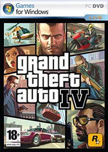Grand Theft Auto 4 (PC DVD) (New)