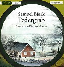Federgrab: limitierte Sonderausgabe (Ein Fall für Kommissar Munch, Band 2)