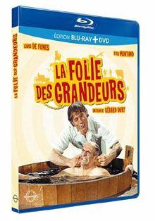 La folie des grandeurs [Blu-ray] [FR Import]