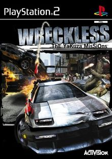 Wreckless - The Yakuza Missions