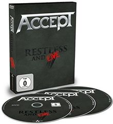 Accept - Restless And Live (+ 2 CDs] [3 DVDs]