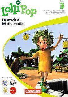 LolliPop Multimedia Deutsch/Mathematik - 3. Klasse (DVD-Rom)