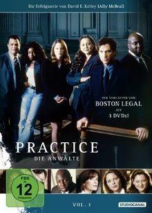 Practice - Die Anwälte, Vol. 3 [3 DVDs]