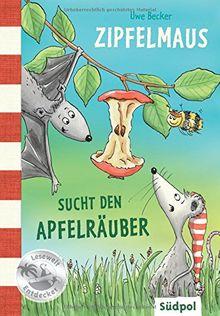 Zipfelmaus sucht den Apfelräuber (Zipfelmaus' Abenteuer)