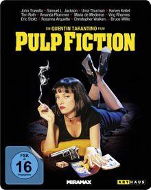 Pulp Fiction - Steelbook [Blu-ray]