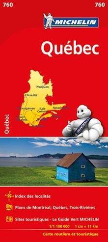 Québec : 1/1 100 000