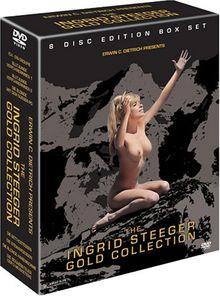 Ingrid Steeger Gold Collection (8 DVDs)